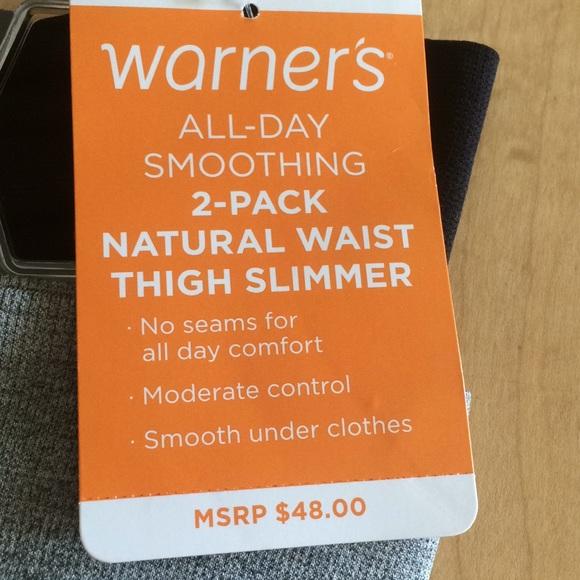 Warners Intimates & Sleepwear | Shaping Brief 2 Pack